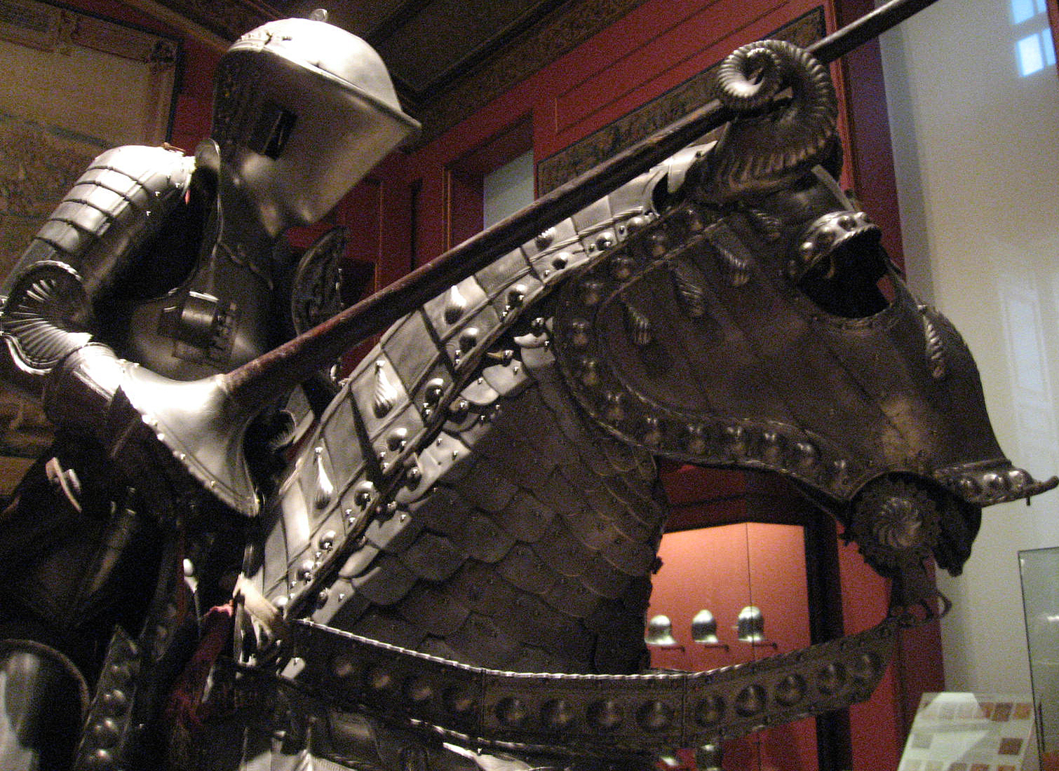 Medieval Knight Armor From Palacio Real
