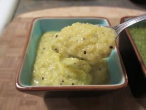 Asian Kiwi Mango Sauce