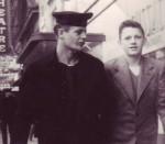 Grandpa Rod Home on Leave WW2